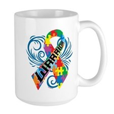 Autism Warrior Mug