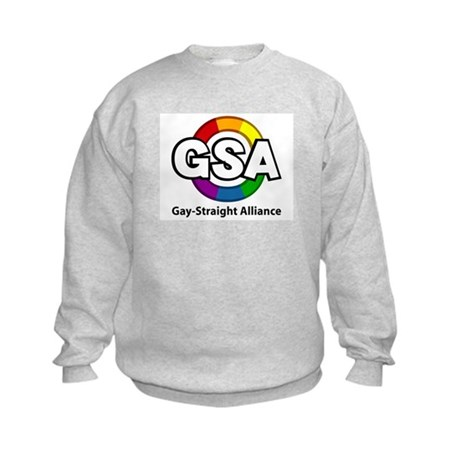 GSA ToonB Kids Sweatshirt