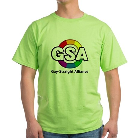 GSA ToonB Green T-Shirt