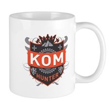 KOM Hunter Mug