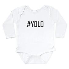Hashtag YOLO Body Suit