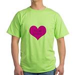 Scrapbooker - Scrap Adict Green T-Shirt