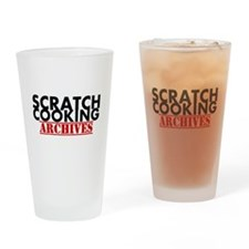 Scratch Cooking Archives Drinking Glass