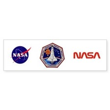 STS-78 Columbia Bumper Sticker