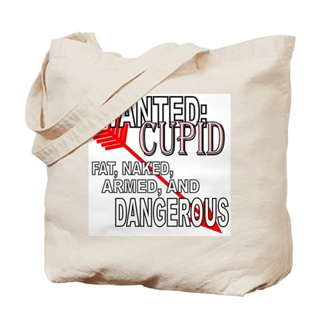 Wanted: Cupid Tote Bag