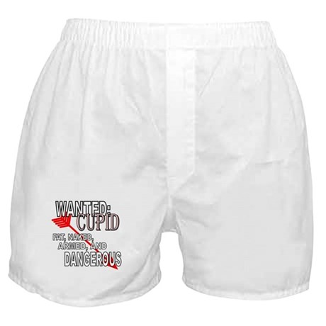 Wanted: Cupid Boxer Shorts