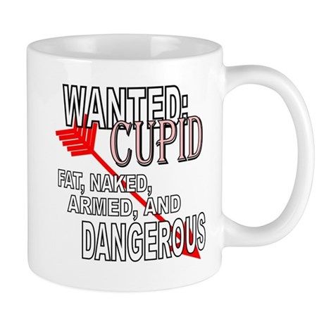 Wanted: Cupid Mug
