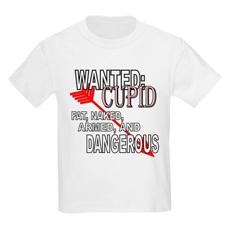 Wanted: Cupid Kids T-Shirt