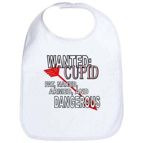 Wanted:  Cupid Bib