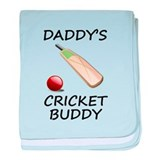 Dads cricket buddy Blanket
