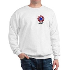 AEMT Maltese Cross/Star of Life Sweatshirt