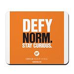 Defy Norm Mousepad