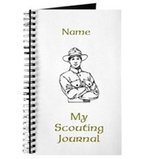 My Scouting Personalized Journal