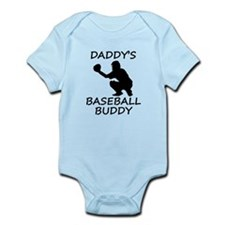Daddys Baseball Buddy Body Suit