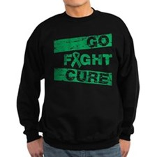 Liver Cancer Go Fight Cure Sweatshirt