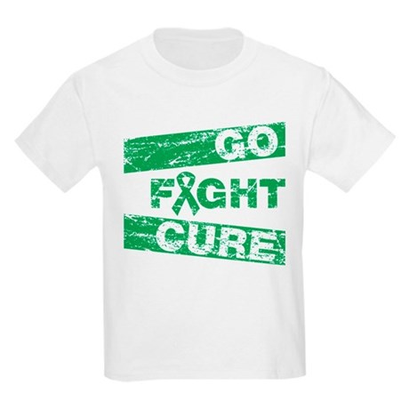 Liver Cancer Go Fight Cure Kids Light T-Shirt