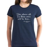 Shakespeare Quote Tee