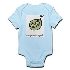 Two Peas in a Pod Infant Bodysuit