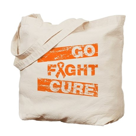 Leukemia Go Fight Cure Tote Bag