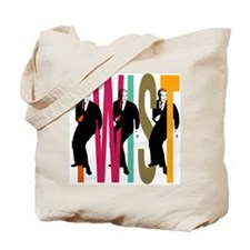 Do The Twist Tote Bag