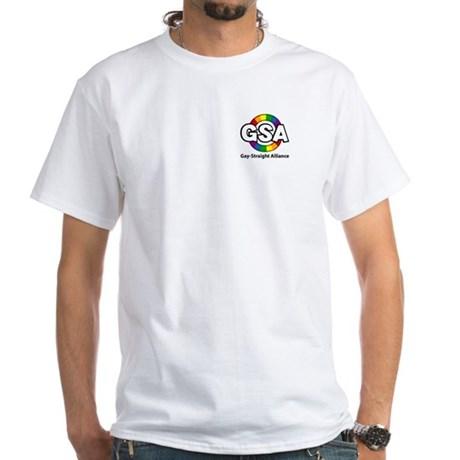 GSA Pocket ToonA White T-Shirt