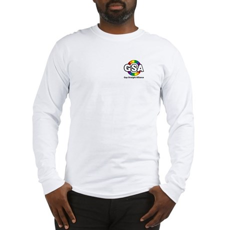 GSA Pocket ToonA Long Sleeve T-Shirt