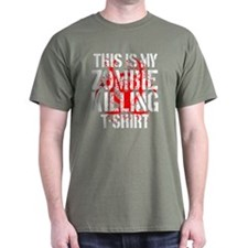 The Zombie Killing Tee T-Shirt