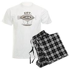 Vintage Birthday Est 1934 Pajamas