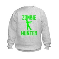 Zombie Hunter Sweatshirt