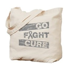 Diabetes Go Fight Cure Tote Bag