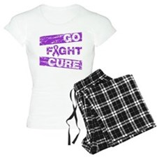 Crohns Disease Go Fight Cure Pajamas