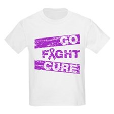 Crohns Disease Go Fight Cure T-Shirt