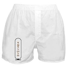 "Eleanor in Hieroglyphics ""Col Boxer Shorts"