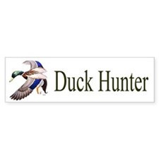 Duck Hunter Bumper Bumper Sticker