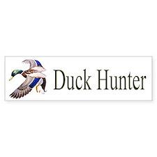 Duck Hunter Bumper Bumper Sticker