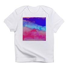 Sunset watercolor Infant T-Shirt