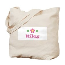 "Pink Daisy - ""Kiley"" Tote Bag"