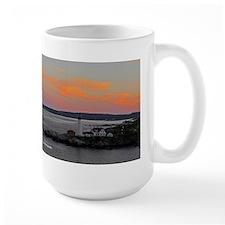 LIghthouse and Sunset Mug