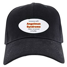"""Angelman Syndrome Pride"" Baseball Hat"