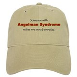 """Angelman Syndrome Pride"" Baseball Cap"