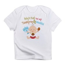 1st Thanksgiving Hanukkah Infant T-Shirt