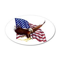 American Patriotism Wall Decal