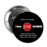 """I have allergies"" Safety Button"