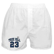 Cute Raven one tree hill Boxer Shorts