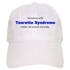 """Tourette Syndrome Pride"" Baseball Cap"