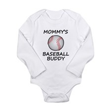 Mommys Baseball Buddy Body Suit