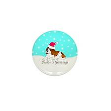 Beagle Mini Button (10 pack)