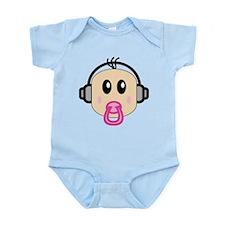 DJ baby Infant Bodysuit