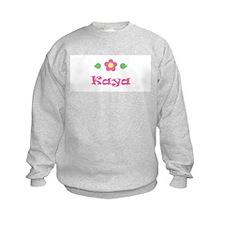 "Pink Daisy - ""Kaya"" Sweatshirt"