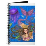 Mermaid & Mercat diva & Cat Journal